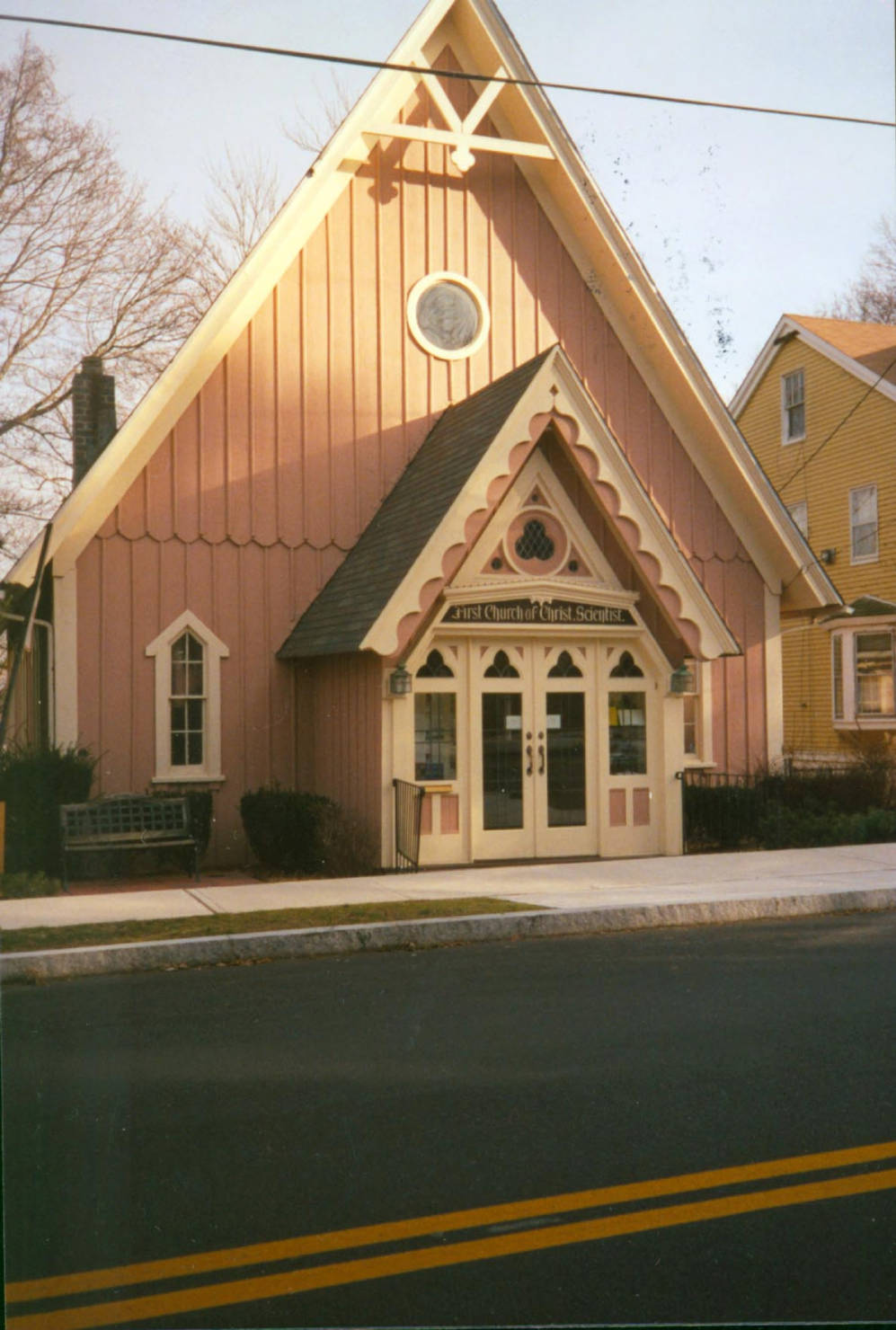 First Church of Christ, Scientist; South Nyack, NY