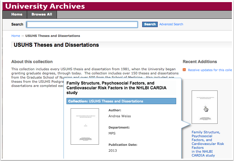 Proquest dissertations and theses full text