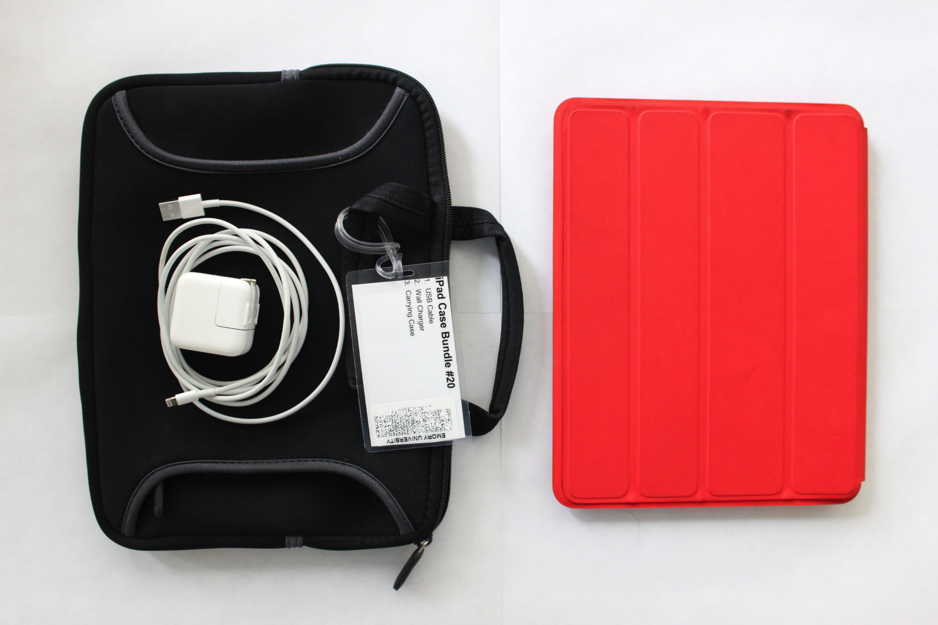 4th Generation iPad and accompanying Accessory Bundle