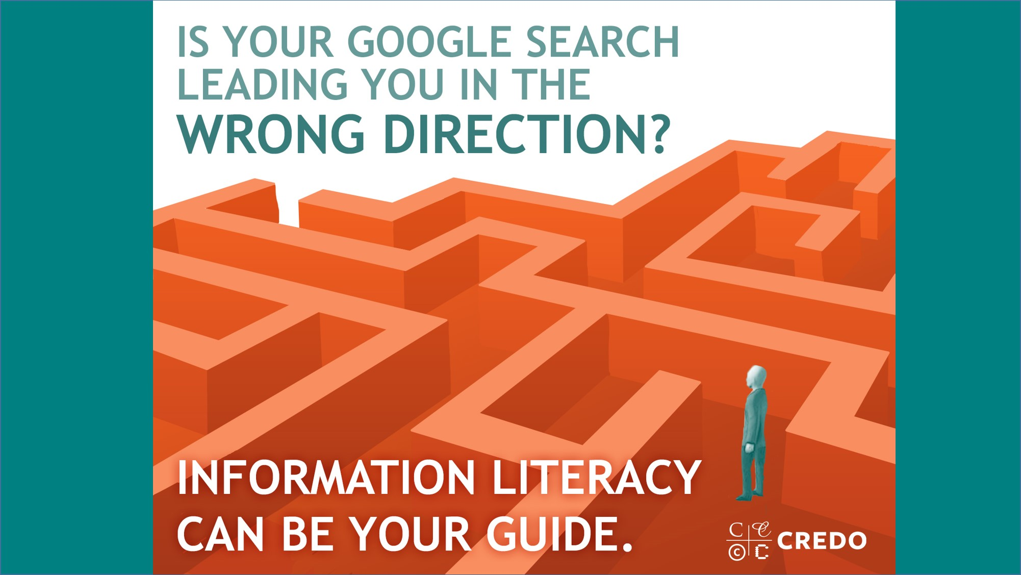 Try our Information Literacy Modules