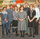 Ocean and Earth Science Team at the National Oceanographic Library