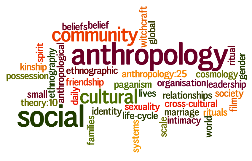 Anthropology humanities subjects in college