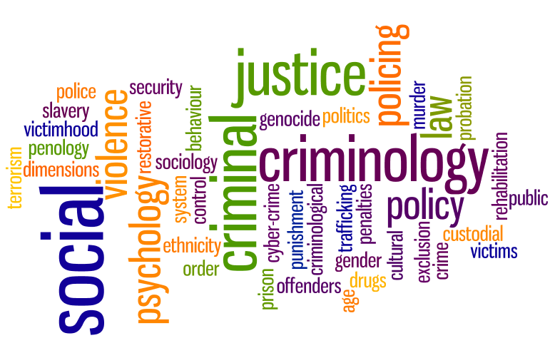 Criminology basic college subjects
