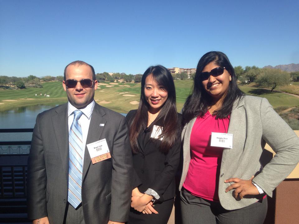 Drake student leaders at the National Asian Pacific American Law Student Association (NAPALSA)
