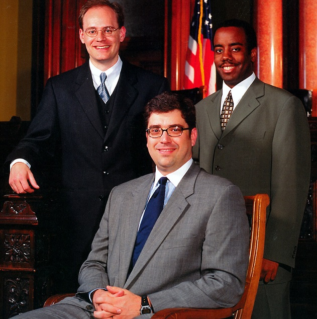 National Moot Court Champions, 2000-01