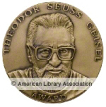image of the Theoder Seuss Geisel Award