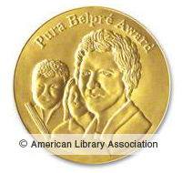 image of the Belpre Award
