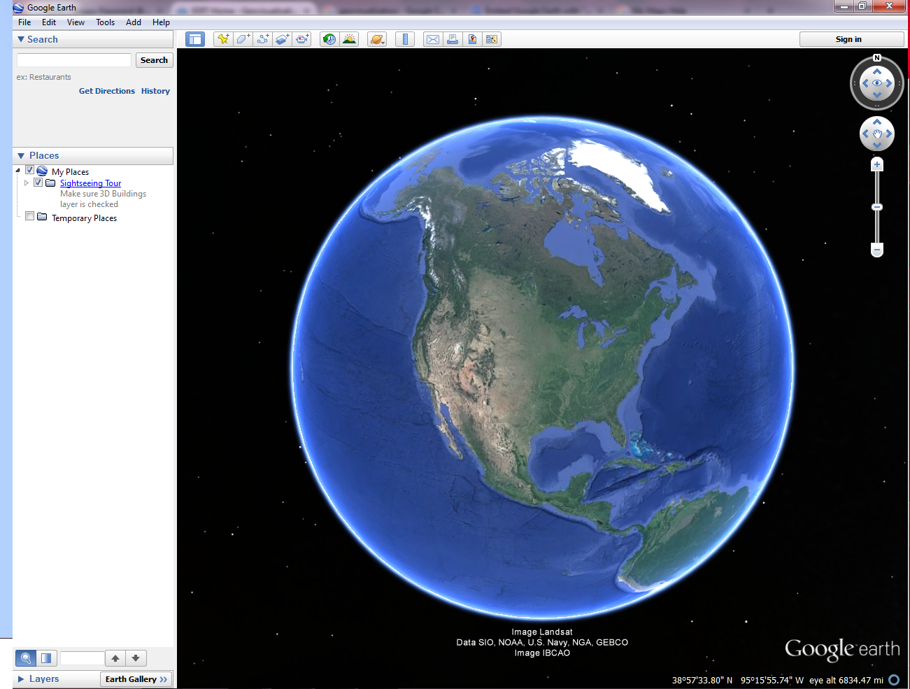 Google Earth Geovisualization Toolkit Guides UF At - Google earth online