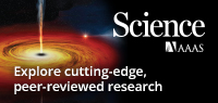 Logo for Science magazine subscription database