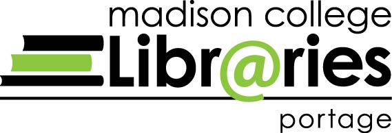 Madison College Portage Library Logo