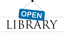 open library sign