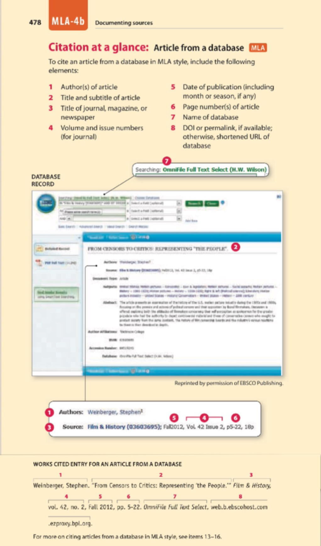 Online essay services mla citation