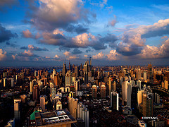 Jerryang, 'It's Shanghai', CC licence: CC BY-ND 2.0, Image Source: Flickr