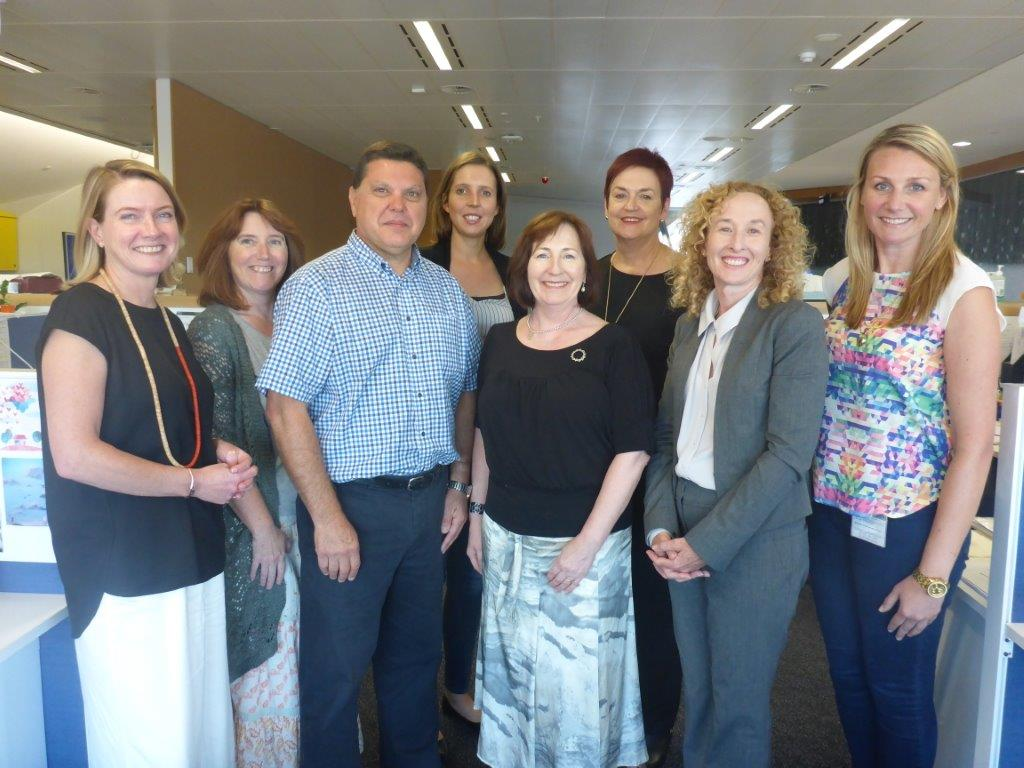 Academic Library Services team -- UniSA Business School