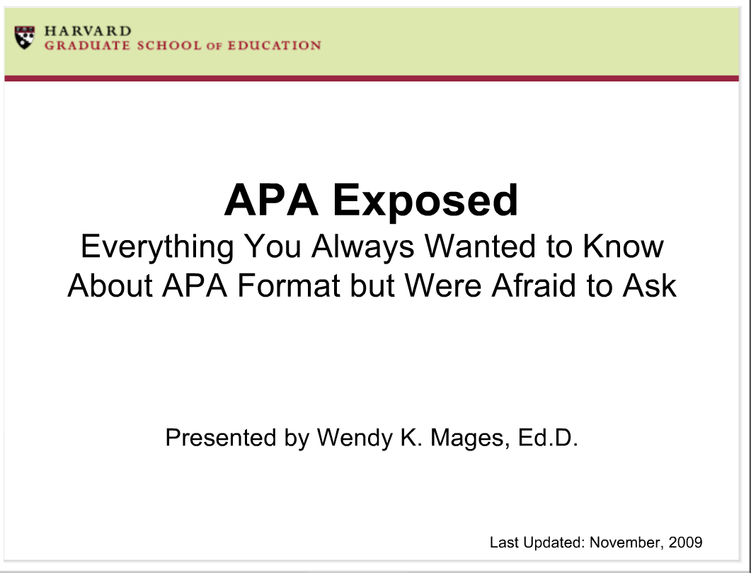 apa format citing tool citation format you are using and paste it exercises tutorials and sample student writing apa style