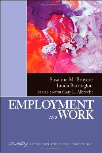 Book cover: employment and work