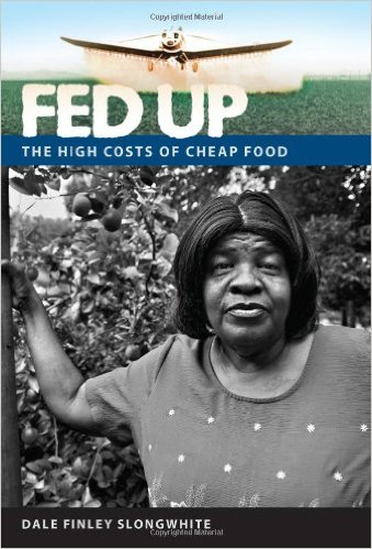 Book cover: fed up: the high costs of cheap food