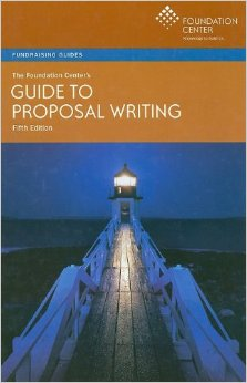 Book cover: a guide to proposal writing