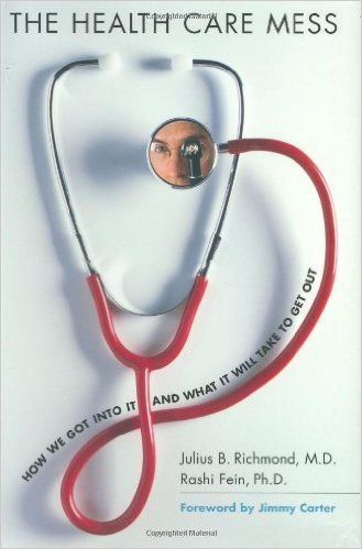 Book cover: the health care mess