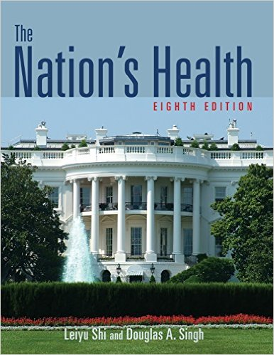 Book cover: the nation's health