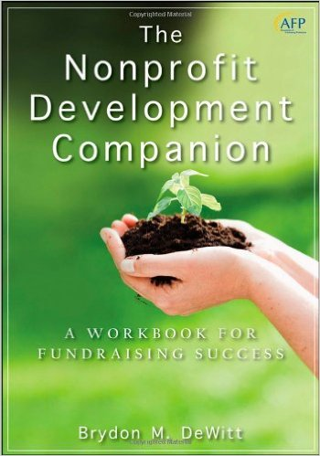 Book cover: the nonprofit development companion