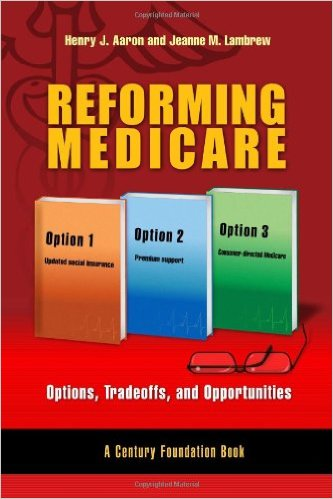 Book cover: reforming medicare