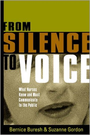 Book cover: from silence to voice