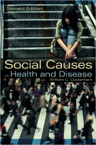 Book cover: social causes: health and disease