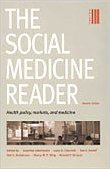 Book cover: the social medicine reader