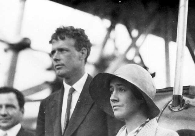 Charles A. and Anne Morrow Lindbergh