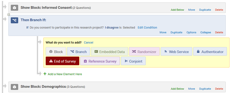 Informed Consent Qualtrics Tutorials LibGuides at Kent State – Survey Consent Form