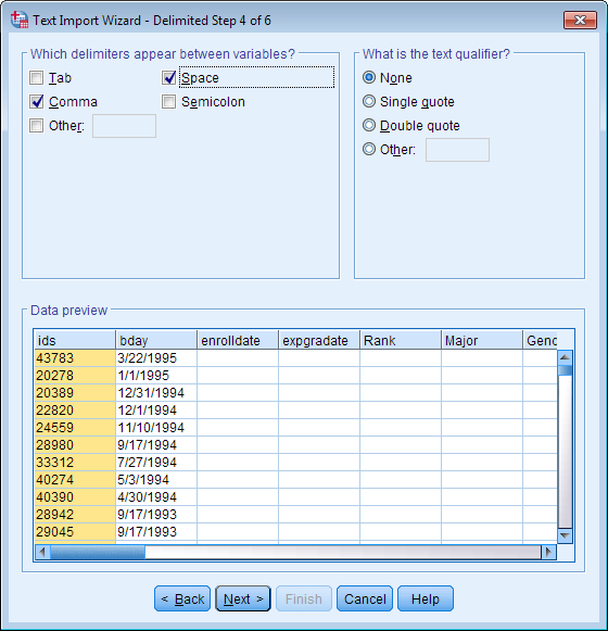 Importing Data into SPSS - SPSS Tutorials - LibGuides at Kent ...
