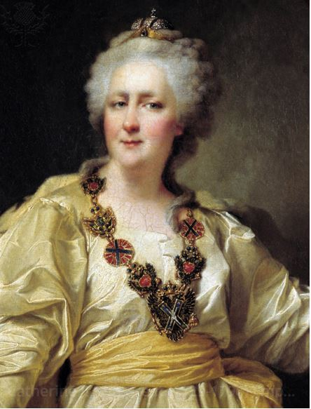 Catherine II, the Great (1729-1796) Empress of Russia from 1796, 1794. Dmitry Levitzky (1735-1822) Russian-Ukrainian painter. Portrait Female Three-quarter Frontal. . Photography. Encyclopædia Britannica ImageQuest. Web. 29 Oct 2015.
