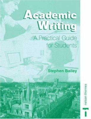 Academic Writing Book Cover