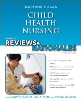 Pearson reviews & rationales: Child health