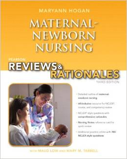 Pearson reviews & rationales: Maternal-newborn