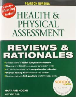 Pearson reviews & rationales: Health & physical