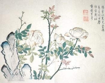 Jiezi-yuan huazhuan, the mustard seed garden painting manual