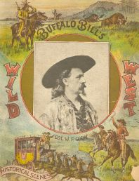 "Buffalo Bill's Wild West ""Historical Scenes"""