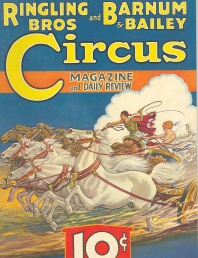 Ringling Brothers and Barnum & Bailey Circus Magazine and Daily Review