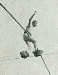 Herman, Monarch of the High Rope