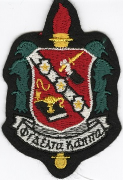 Phi Delta Kappa Patch