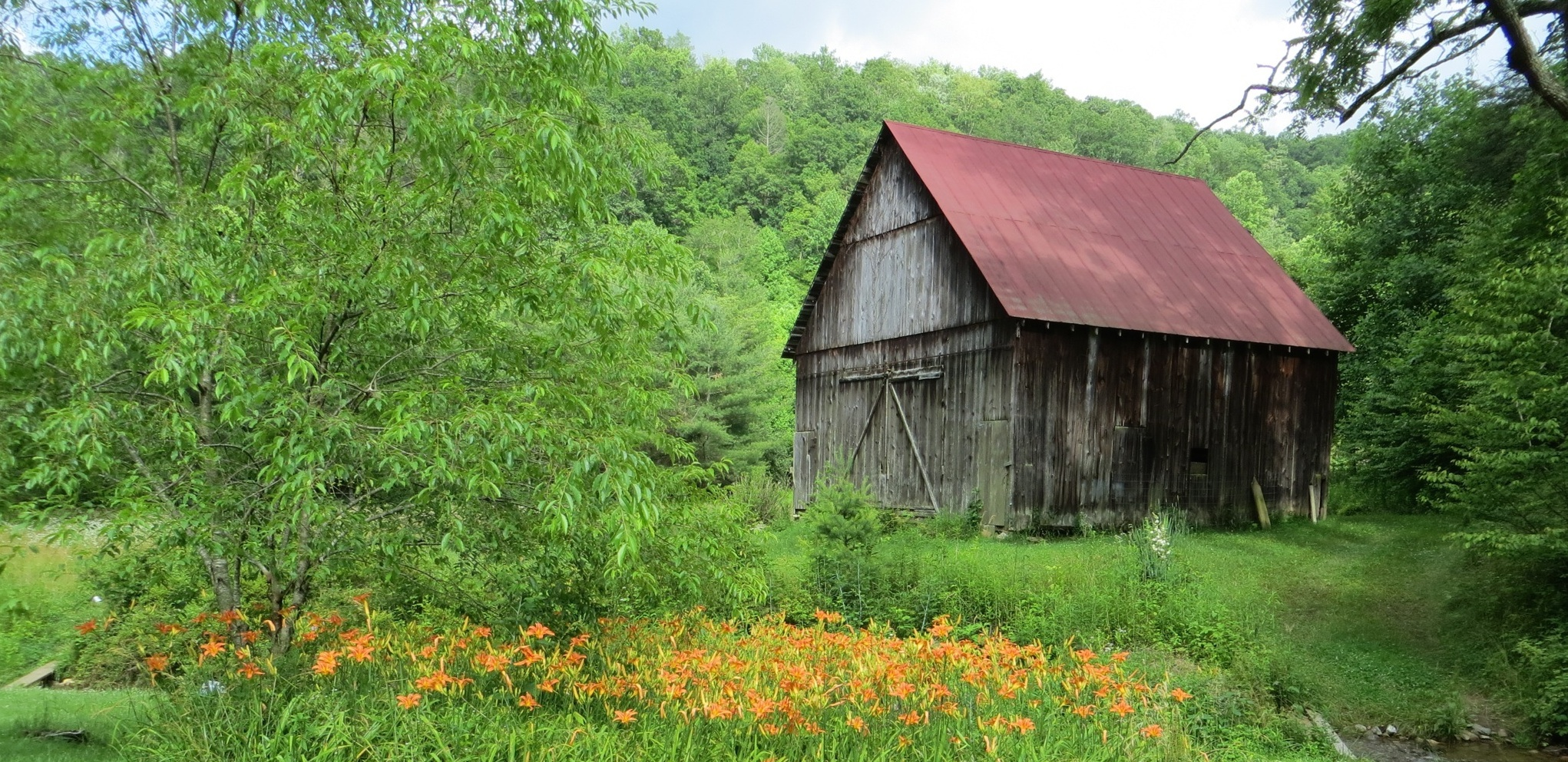 Barn in Appalachia