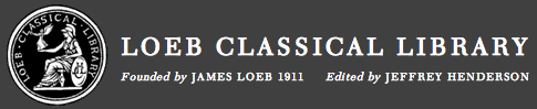 Digital Loeb Classical Library