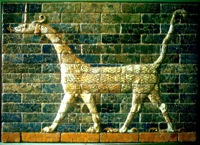 Image from Ishtar Gate