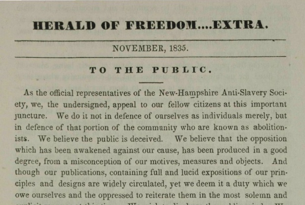thumbnail of herald freedom newspaper