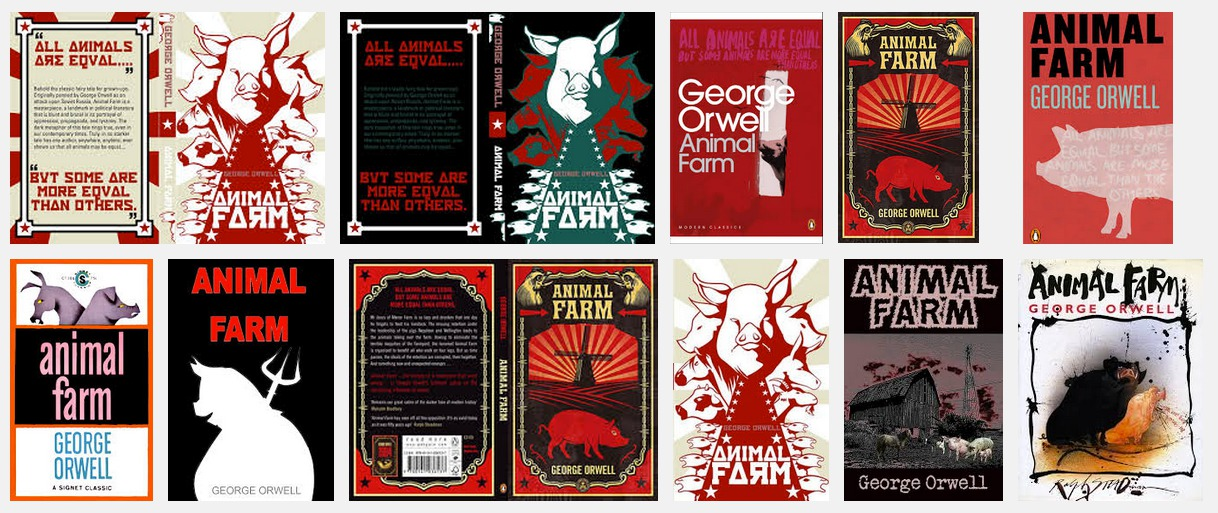 george orwells animal farm as social criticism Some interpretations are more equal than others: misinterpreting george orwell's animal farm rebecca herring categories: humanities politics socialism communism.