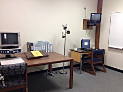 Assistive Viewing Room