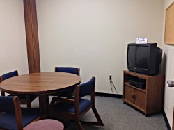 Multimedia Viewing room