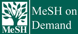 MeSH on Demand logo